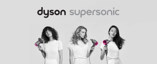 Dyson Supersonic Header